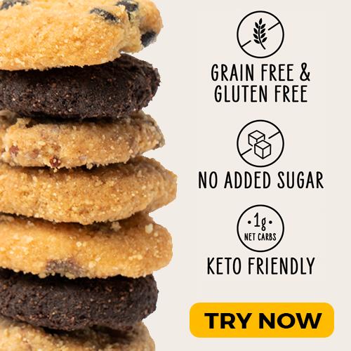 Keto Delicious Cookies